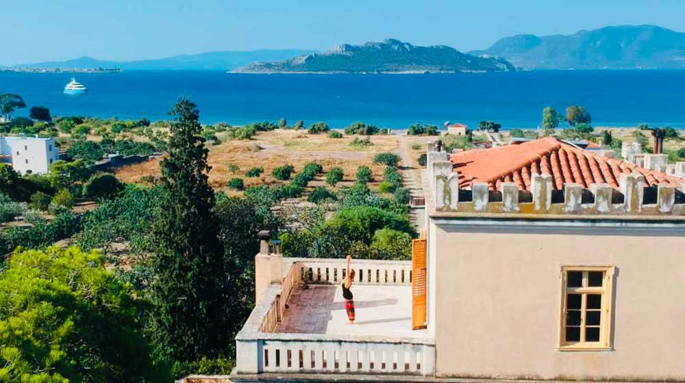 consapevolezza e cambiamento - self awareness and change retreat in Aegina
